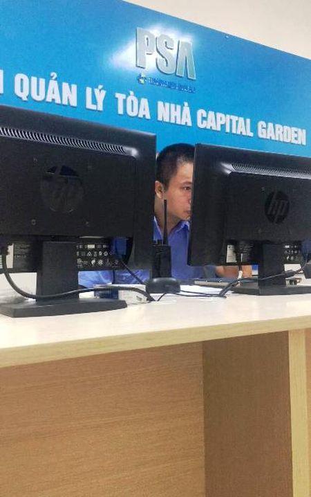 Cang thang tiep tuc leo thang tai Capital Garden Truong Chinh - Anh 5