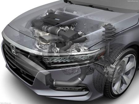 Honda Accord 2018 co gi de 'dau' Toyota Camry 2018? - Anh 11