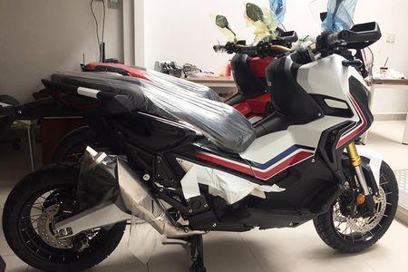 Dan sieu xe tay ga Honda X-ADV gia 560 trieu tai VN - Anh 10