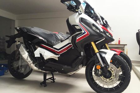 Dan sieu xe tay ga Honda X-ADV gia 560 trieu tai VN - Anh 2