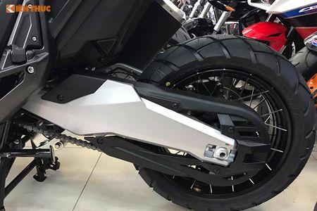 Dan sieu xe tay ga Honda X-ADV gia 560 trieu tai VN - Anh 9
