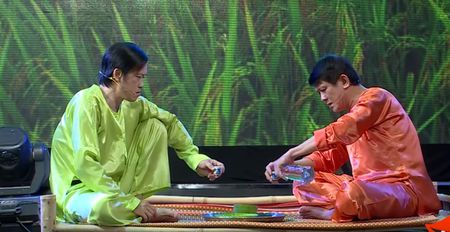 Hoai Linh 'khong doi troi chung' voi Bao Tri - Anh 3