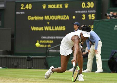Thang Venus nhanh va de dang, Muguruza dang quang Wimbledon 2017 - Anh 2