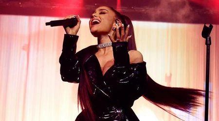 Thuc hu chuyen hang xe may Yamaha Grande tang ve mien phi den show Ariana Grande? - Anh 4