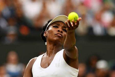 Garbine Muguruza len ngoi vo dich don nu Wimbledon 2017 - Anh 3