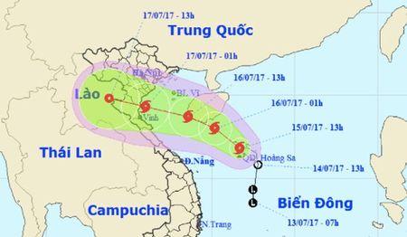 Bao so 2 giat cap 10 huong Thanh Hoa - Ha Tinh - Anh 1