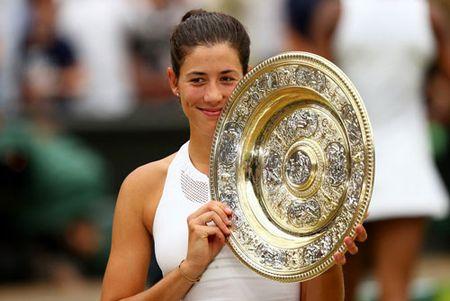 Danh bai Venus Williams, Muguruza lan dau tien vo dich Wimbledon - Anh 1