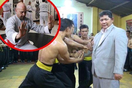 Vo su Huynh Tuan Kiet cu 'de tu' dau vo su Vinh Xuan Flores - Anh 1