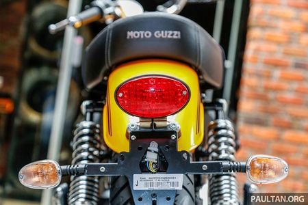 Moto Guzzi 2017 ra mat tai Malaysia gia tu 354 trieu dong - Anh 7