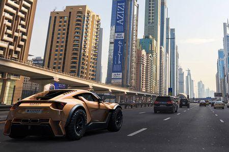 'Bo sa mac' Zarooq Sand Racer 500 GT gia hon 1 ty dong - Anh 4