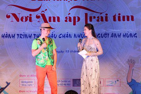 'Noi am ap trai tim' – chuong trinh tri an nhung anh hung - Anh 10