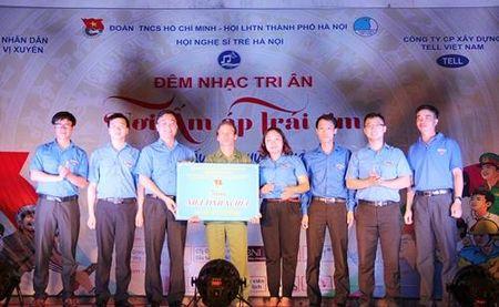 'Noi am ap trai tim' – chuong trinh tri an nhung anh hung - Anh 5