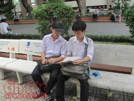Diem chuan xet tuyen vao cac truong khoi DH Quoc gia TP Ho Chi Minh nhieu kha nang se tang - Anh 1