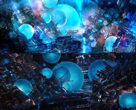 Kham pha the gioi ky thu cua Valerian qua bo concept art cuc chat - Anh 3