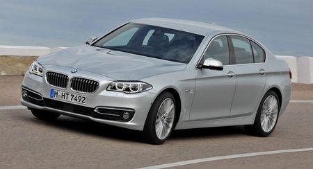Trieu hoi gan 14000 xe BMW 5-Series - Anh 1