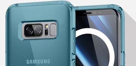 Galaxy Note 8 bat ngo xuat hien nhung hinh anh dau tien - Anh 2