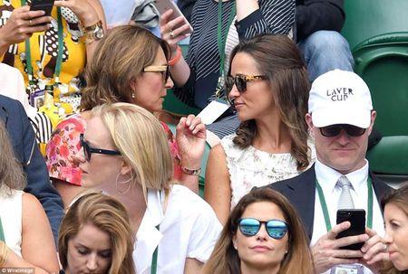 Wimbledon: Hoang gia Anh va dan VIP khung xem Federer - Cilic - Anh 3