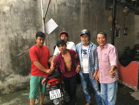 Binh Duong: Mang xe trom cap di tieu thu, sa luoi hiep si - Anh 1