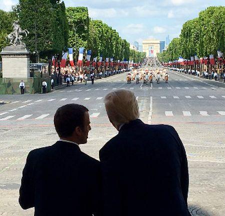 No luc 'quyen ru' Trump cua cac lanh dao the gioi - Anh 1