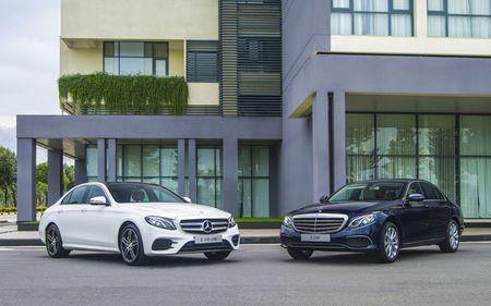 Mercedes-Benz ban hon 1 trieu xe tren toan cau trong dau nam 2017 - Anh 1