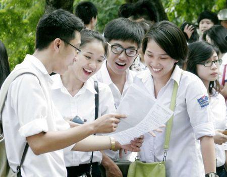 Khoang 13% thi sinh dieu chinh nguyen vong - Anh 1