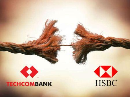HSBC 'thao chay' khoi Techcombank? - Anh 1