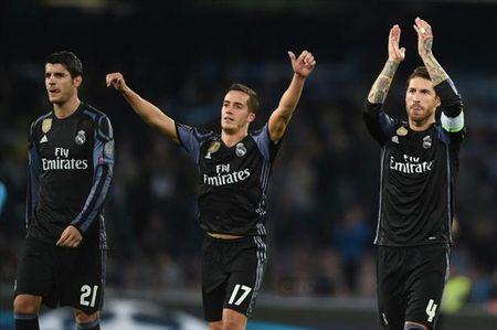 Sau 13 nam, Real Madrid moi co nhieu noi binh den vay - Anh 1