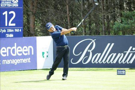 Hanh trinh Pro-Ams Scottish Open 2017: Nguyen Van Thong xep hang tu chung cuoc - Anh 1