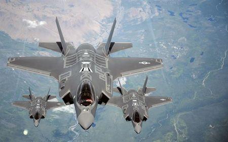 Tho Nhi Ky da co sieu co F-35, phien quan IS coi chung - Anh 8
