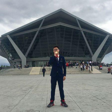 Hotboy truong Ams doat huy chuong vang Olympic Hoa hoc - Anh 3