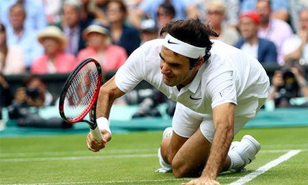 Roger Federer vo dich Wimbledon: Viet tiep huyen thoai bat tu - Anh 1