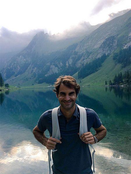 Roger Federer vo dich Wimbledon: Viet tiep huyen thoai bat tu - Anh 2