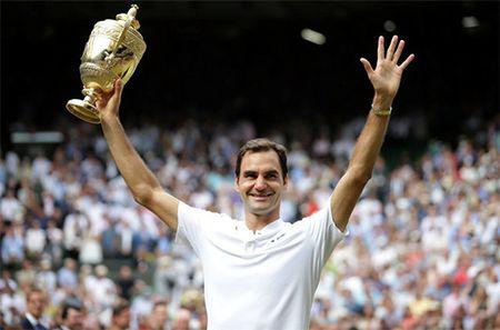 Roger Federer vo dich Wimbledon: Viet tiep huyen thoai bat tu - Anh 3