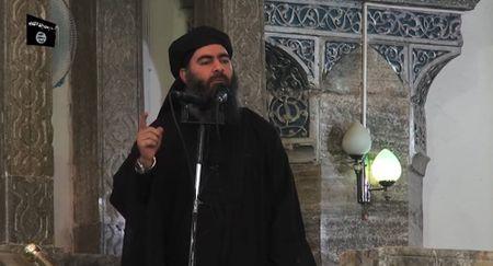 'Chac toi 99% thu linh IS Baghdadi van con song, dang lan tron o Syria' - Anh 1