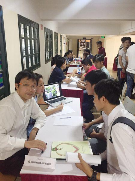Truong DH Phuong Dong: SV duoc tuyen dung ngay khi tot nghiep - Anh 2