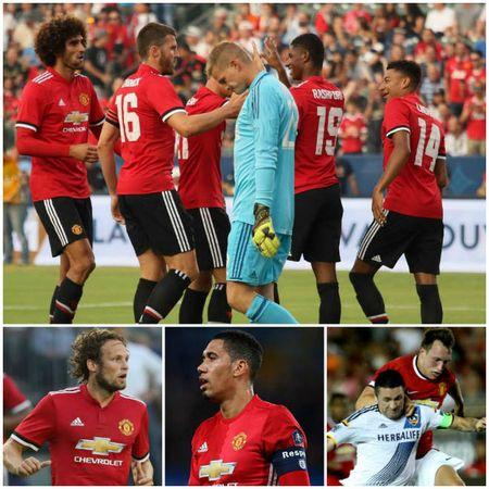 """MU: HLV Mourinho he lo """"bi kip"""" dau Real Madrid, Man City - Anh 1"""