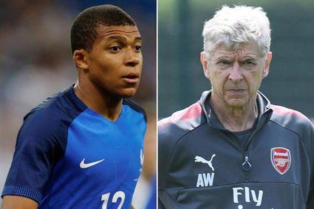 "Arsenal: ""Di dem"" Mbappe, du phong ""sat thu"" 1.500 ty dong - Anh 1"