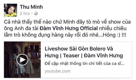Dan sao Viet hao huc cho doi liveshow bolero hoanh trang cua Dam Vinh Hung - Anh 3