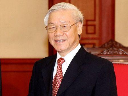 Tong Bi thu sap tham cap Nha nuoc toi Vuong quoc Campuchia - Anh 1