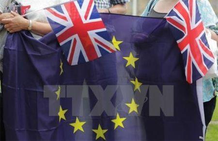 Anh va EU buoc vao vong dam phan thu hai ve Brexit - Anh 1