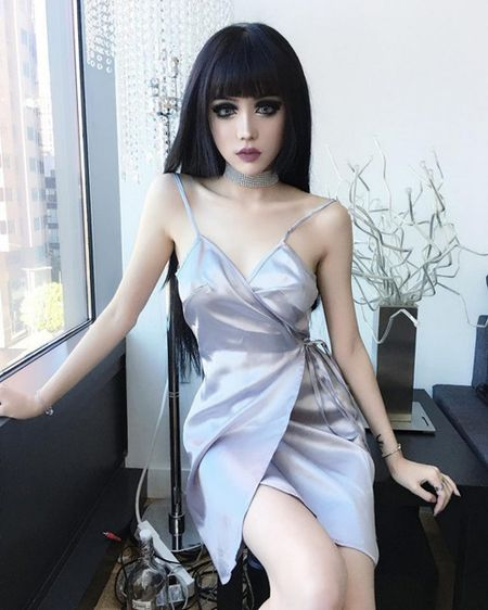 Mau nu Trung Quoc noi tieng nho giong bup be - Anh 3
