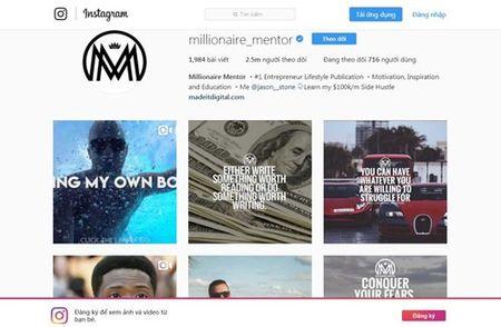 5 bi quyet de dat doanh so ban hang 7 trieu USD tren Instagram - Anh 2