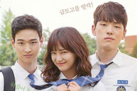 Bom tan 'School 2017' gay xon xao voi trailer day hap dan - Anh 2