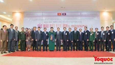 Khai mac trong the Nhung ngay Van hoa, Du lich Viet Nam tai Lao - Anh 1