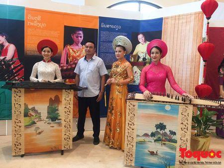 Khai mac trong the Nhung ngay Van hoa, Du lich Viet Nam tai Lao - Anh 3