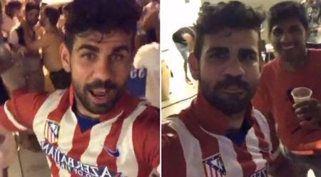 Chelsea day song:Matic doi den MU,Costa mac ao Atletico - Anh 2