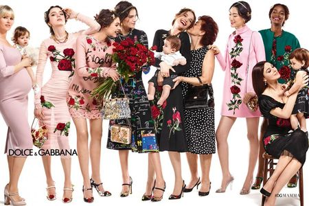 Mau Thuy bat ngo xuat hien tren Instagram cua Dolce & Gabbana - Anh 2