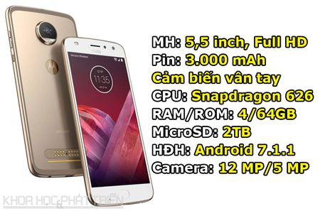 Smartphone chuyen chup anh, thiet ke sieu mong len ke tai Viet Nam - Anh 1