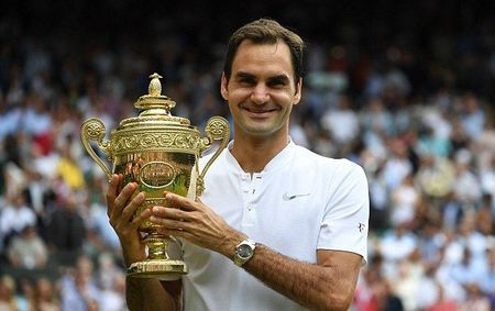Lap ky luc vo dich Wimbledon, Federer len so 3 the gioi - Anh 2