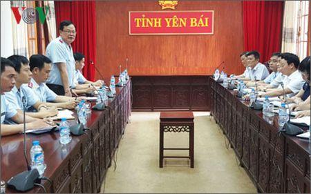 Ket thuc thanh tra tai san cua Giam doc So TN - MT tinh Yen Bai - Anh 1